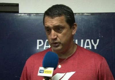 Aldo Bobadilla resalta trabajo de sus jugadores