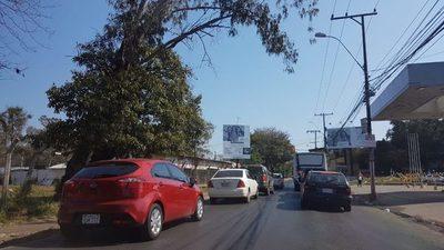 """Concejales """"aflojaron"""" reglamentación de Uber y Muv en San Lorenzo"""