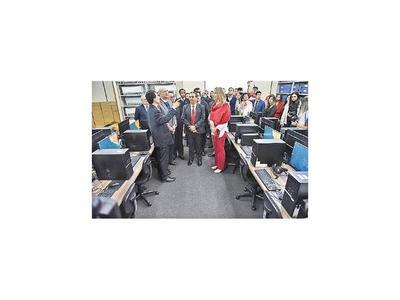 Taiwán Tech: Inauguran   tres laboratorios  con tecnología de punta
