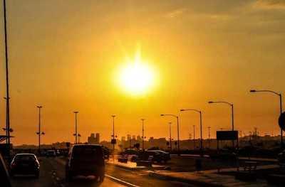 Meteorología pronostica una jornada fresca a cálida en todo el país