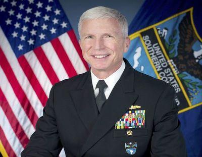 Jefe del Comando Sur de EEUU, en Asunción