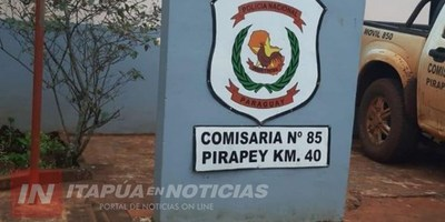 NUEVO ASALTO A REPARTIDORES EN EL NORDESTE DE ITAPÚA