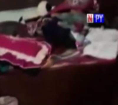 Entre cuatro asaltan a ancianos en Pirapó