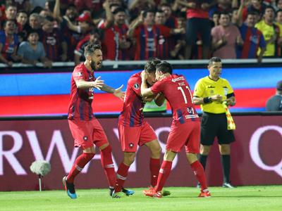 Cerro quiere dar el primer golpe ante River Plate
