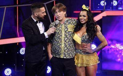 """Bailarina de Luma: """"Él toma esto como joda"""""""