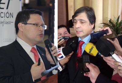 Abdo Benítez nombra viceministro de Tributación y consejero de IPS