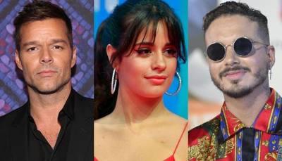 Ricky Martin, Camila Cabello y J Balvin hacen llamado por incendios en la Amazonía