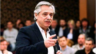 Fernández dice que no hay riesgo de «default» en Argentina si es elegido