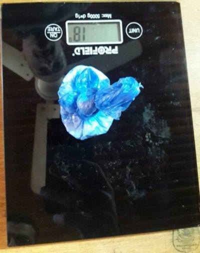 Hallan presunta cocaína en mochila de alumno en Alto Paraná