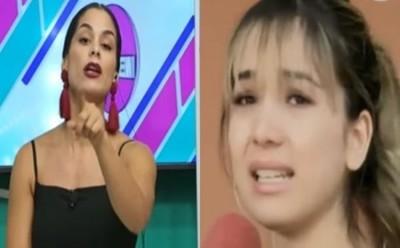 Fabi Martínez Disparó Contra Marilina Tildándola De 'mentirosa' Y Luego Ambas Rompieron En Llanto