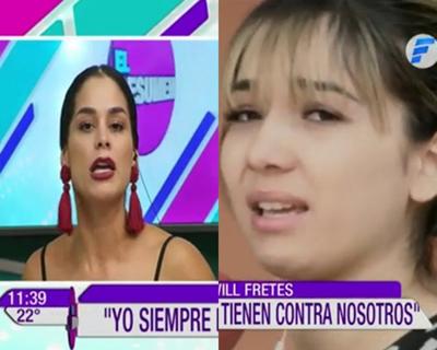 Escandalosa pelea entre Marilina y Fabi Martinez