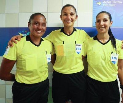 FIFA designa a árbitras para el Mundial Sub 17 en Brasil
