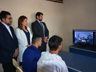 Realizaron la primera audiencia preliminar a través de videoconferencia