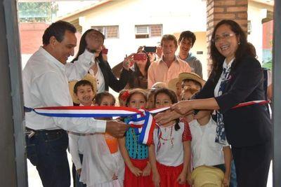 Gobernación Central omoañete mokõi karuha ko árape