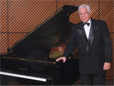 Una gala musical  con el  pianista Lobo Martínez y artistas invitados
