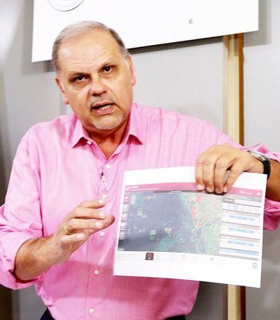 Más de 370.000 hectáreas del  Chaco Sudamericano ya fueron arrasadas
