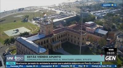 Gobierno revé censura a cámara de canal del Grupo Nación