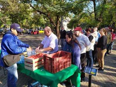Feria del Tomate supera expectativas de organizadores y productores