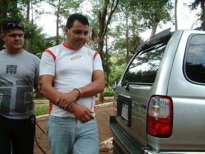 """Detienen a Roque """"Py Guasu"""" por asalto a Visión Banco"""