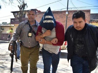 Cae supuesto líder de banda de asaltantes en Fernando de la Mora