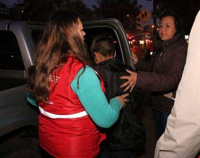Instituciones rescatan a niñas, niños y adolescentes indígenas en situación de calle