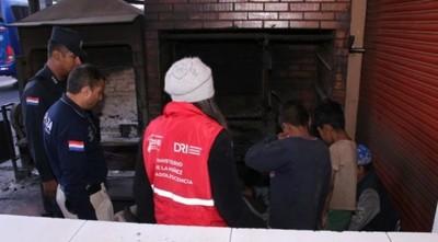 Zona Terminal es foco de explotación de niños: 60 ya fueron rescatados en operativos