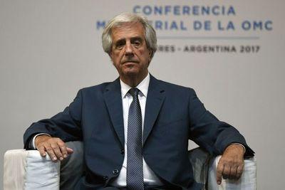 El presidente de Uruguay, Tabaré Vázquez, tiene cáncer de pulmón