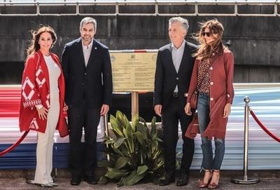 Paraguay y Argentina habilitan nuevo paso fronterizo