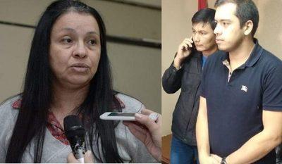 Miguel Prieto trata de mentirosa a Yolanda Paredes