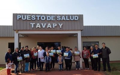 Preparan «Aty Guazú» en Tavapy para mejorar la salud en la comunidad
