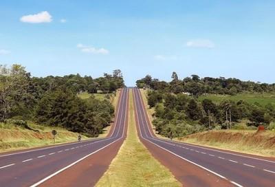 Ampliación de ruta 2 y 7: obras ya iniciaron y deben concluir en 30 meses