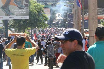 Cruzada Nacional retira apoyo al Intendente de CDE