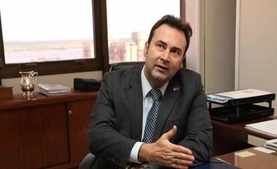 """HOY / Abdo al nuevo presidente del IPS: """"Todo el éxito… y excelente desempeño"""""""