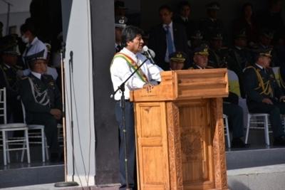 Bolivia pide una reunión de urgencia de cancilleres por el Amazonas