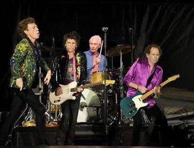 "The Rolling Stones ""llegan"" a Marte"
