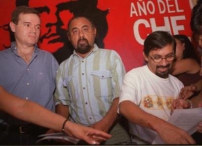 Arrom, Martí y Colmán detenidos en Uruguay