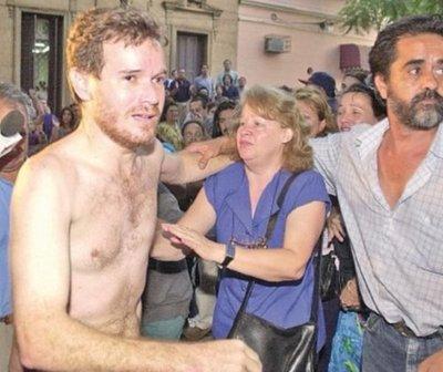 URGENTE. Arrom, Martí y Colmán fueron demorados en Uruguay