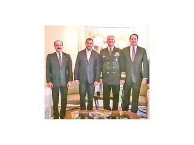 Jefe del Comando Sur de EEUU promete reforzar la  cooperación con el Paraguay