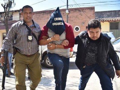 Cae Roque Pyguasu y lo vinculan con asalto a banco de San Pedro