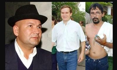 Arrom, Martí y Colmán podrán ser extraditados si no consiguen estatus de refugiados