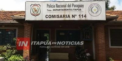 NOCHE VIOLENTA EN CHAIPE, 8 ENCAPUCHADOS REALIZARON ASALTOS EN CADENA EN EL BARRIO