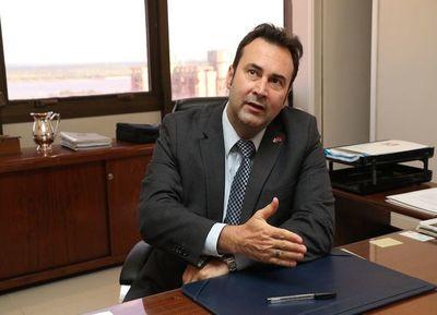 Confirman a Andrés Gubetich como nuevo presidente del IPS