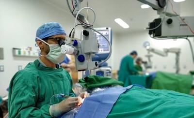 HOY / Trasplante de córneas y cirugía de catarata: Convocan a candidatos de todo el país a operativo quirúrgico