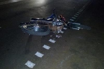 Motociclista fallece en accidente de tránsito
