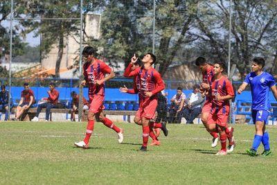 Cerro Porteño se apodera de la Sub 19