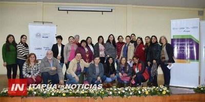 CULMINA PROYECTO DE EMPRENDEDURISMO DE MUJERES EN LA GOBERNACIÓN