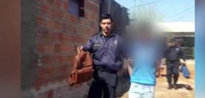 "Violento asalto a embarazada: ""Si no me das tu celular, te corto la panza"""