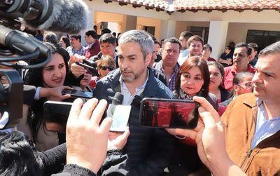 Abdo espera que Arrom y Martí sean sometidos a la justicia paraguaya