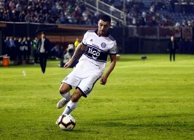Olimpia, segundo en posesión de pelota en la Copa Libertadores