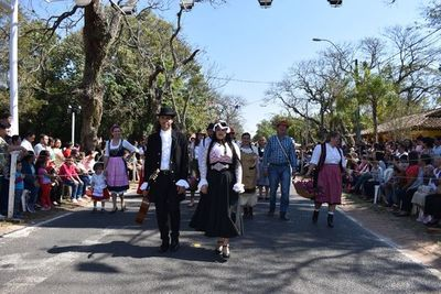 La ciudad veraniega de San Bernadino festeja hoy 138° años de fundación
